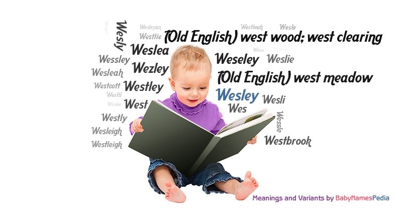 Meaning of the name Wesley