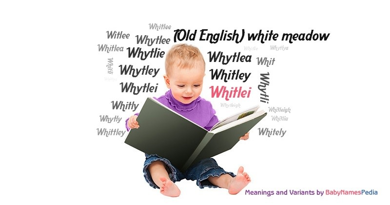 Meaning of the name Whitlei