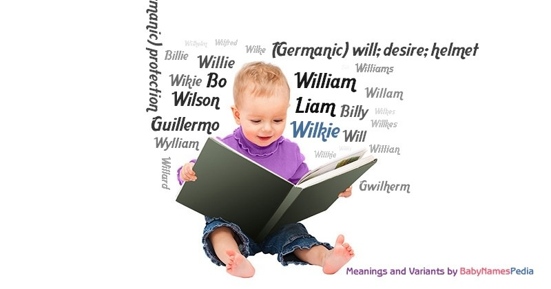 Meaning of the name Wilkie