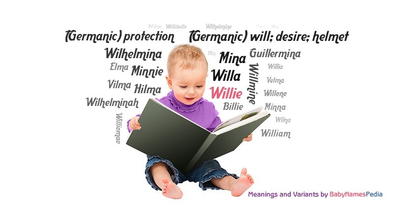 Meaning of the name Willie