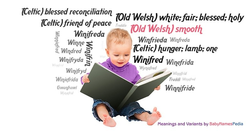 Meaning of the name (Old Welsh) smooth