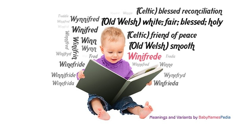 Meaning of the name Winifrede