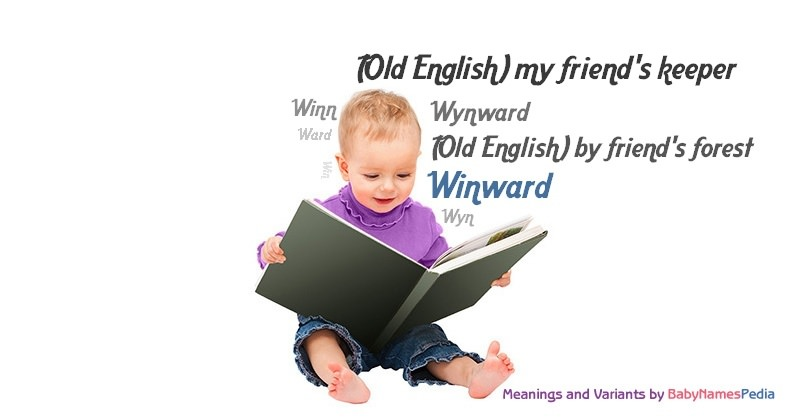 Meaning of the name Winward