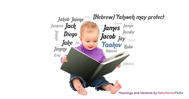 Meaning of the name Yaakov