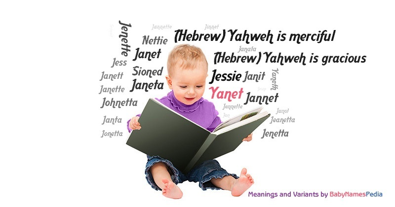 Meaning of the name Yanet