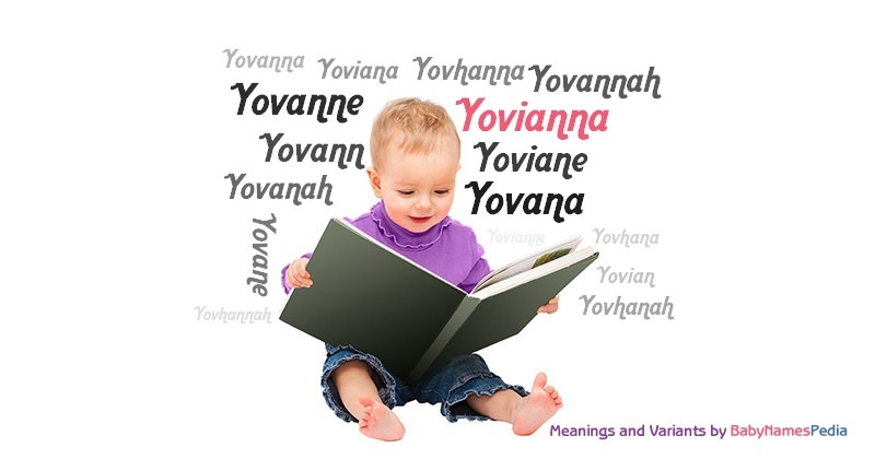 Meaning of the name Yovianna