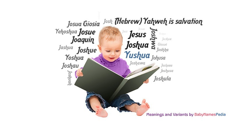 Meaning of the name Yushua