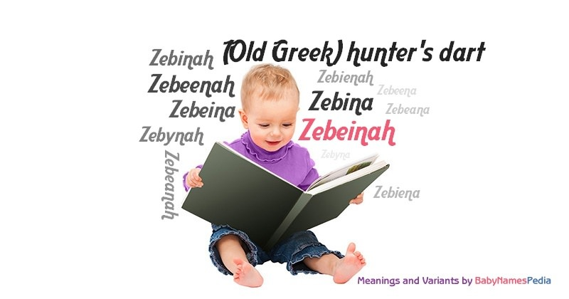 Meaning of the name Zebeinah