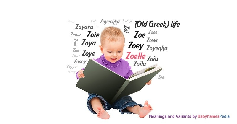 Meaning of the name Zoelle