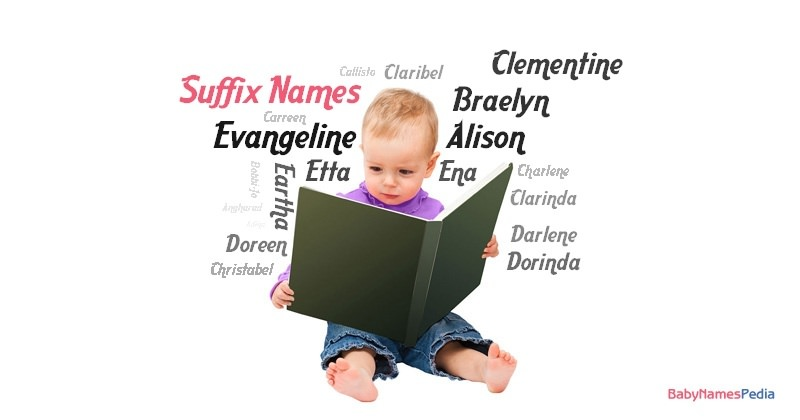 Suffix Names