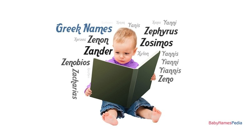 Greek Names