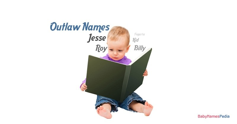 Outlaw Names