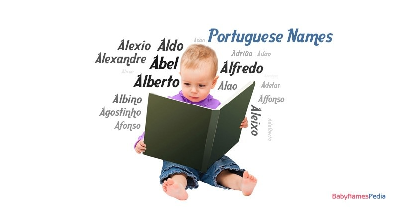 Portuguese Names for Boys at Baby Names Pedia