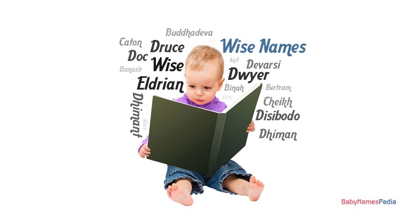 Wise Names for Boys at Baby Names Pedia