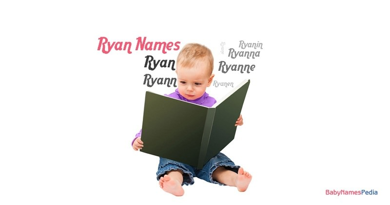 ryan girls What are some different ways to spell ryan what are some different ways to spell &quot depends on if it's a boy or a girl: boy: rhyon.