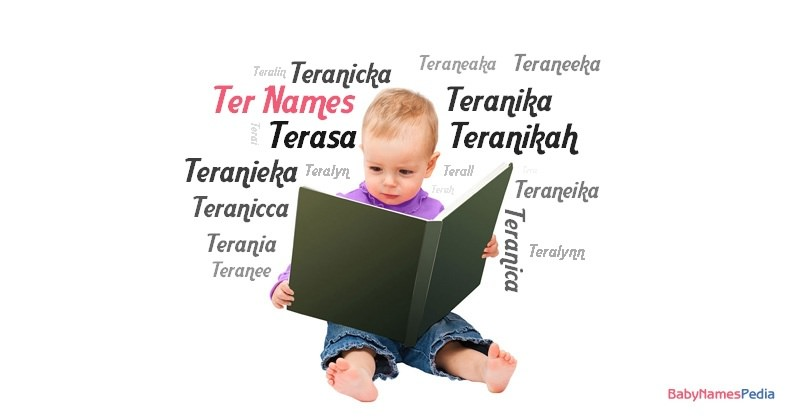 Girl names starting with ter at baby names pedia for Terrace meaning in english